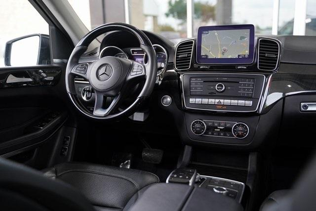Used 2018 Mercedes-Benz GLS GLS 550 for sale $64,991 at Gravity Autos Roswell in Roswell GA 30076 14