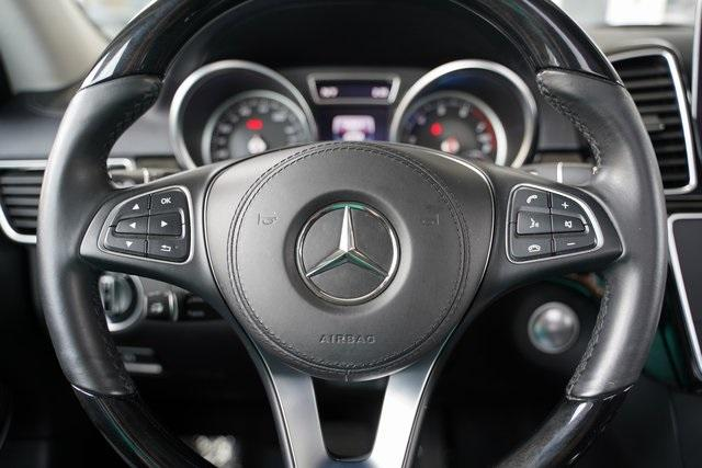 Used 2018 Mercedes-Benz GLS GLS 550 for sale $64,991 at Gravity Autos Roswell in Roswell GA 30076 15