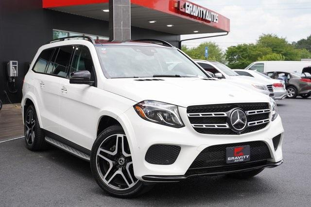 Used 2018 Mercedes-Benz GLS GLS 550 for sale $64,991 at Gravity Autos Roswell in Roswell GA 30076 2