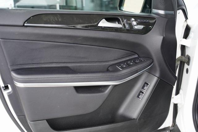Used 2018 Mercedes-Benz GLS GLS 550 for sale $64,991 at Gravity Autos Roswell in Roswell GA 30076 34