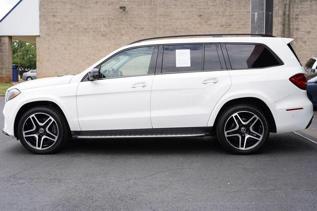 Used 2018 Mercedes-Benz GLS GLS 550 for sale $64,991 at Gravity Autos Roswell in Roswell GA 30076 4