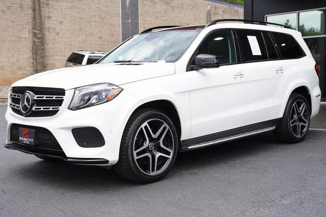 Used 2018 Mercedes-Benz GLS GLS 550 for sale $64,991 at Gravity Autos Roswell in Roswell GA 30076 5