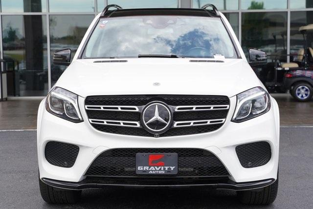 Used 2018 Mercedes-Benz GLS GLS 550 for sale $64,991 at Gravity Autos Roswell in Roswell GA 30076 6