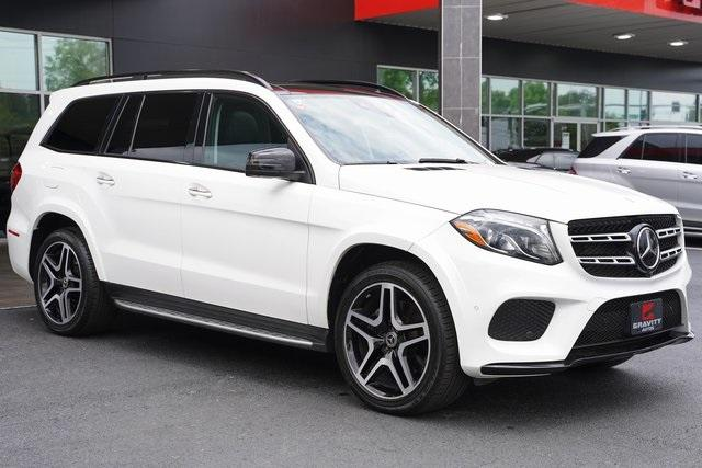 Used 2018 Mercedes-Benz GLS GLS 550 for sale $64,991 at Gravity Autos Roswell in Roswell GA 30076 7