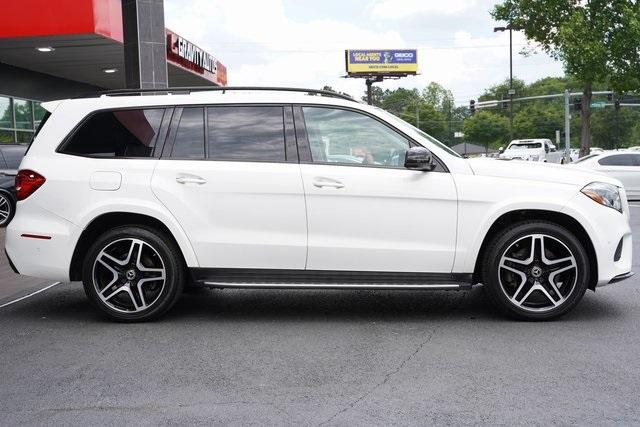 Used 2018 Mercedes-Benz GLS GLS 550 for sale $64,991 at Gravity Autos Roswell in Roswell GA 30076 8