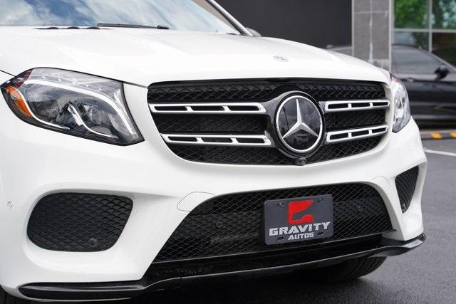 Used 2018 Mercedes-Benz GLS GLS 550 for sale $64,991 at Gravity Autos Roswell in Roswell GA 30076 9