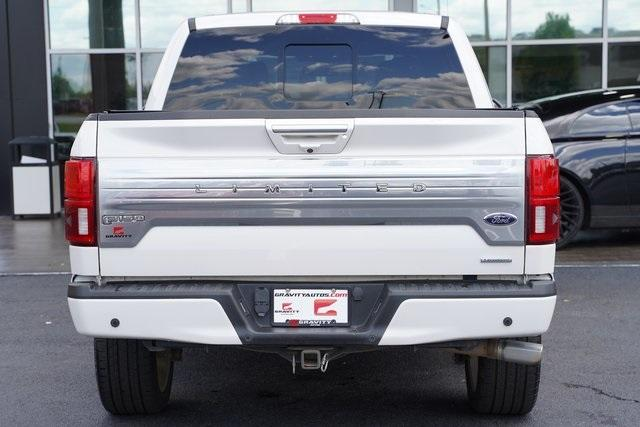 Used 2018 Ford F-150 Limited for sale $47,496 at Gravity Autos Roswell in Roswell GA 30076 13