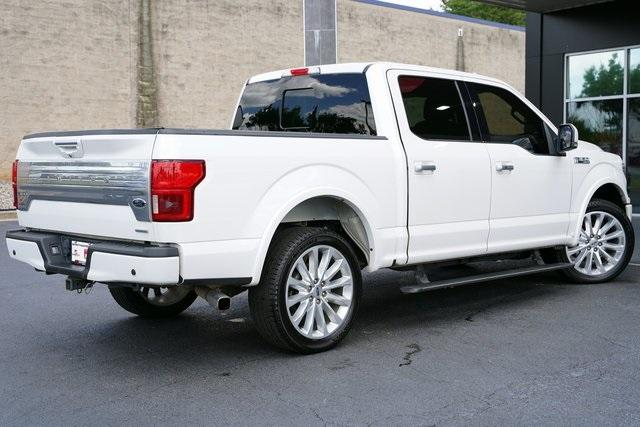 Used 2018 Ford F-150 Limited for sale $47,496 at Gravity Autos Roswell in Roswell GA 30076 14