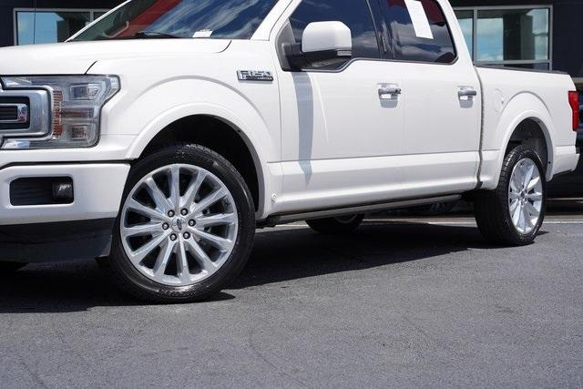 Used 2018 Ford F-150 Limited for sale $47,496 at Gravity Autos Roswell in Roswell GA 30076 3