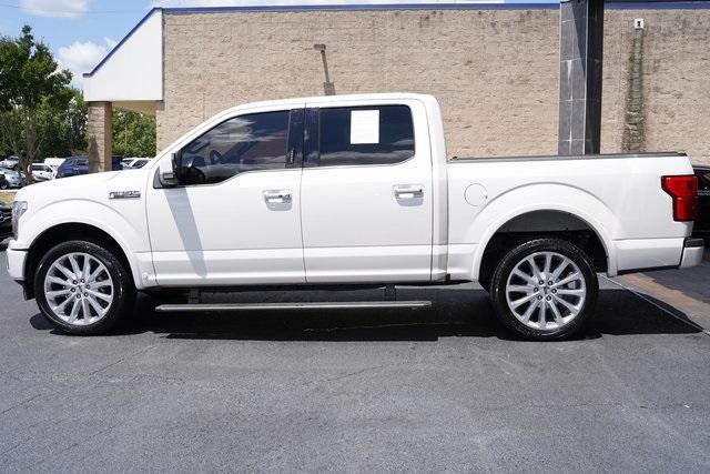 Used 2018 Ford F-150 Limited for sale $47,496 at Gravity Autos Roswell in Roswell GA 30076 4