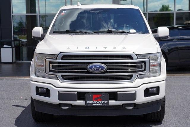 Used 2018 Ford F-150 Limited for sale $47,496 at Gravity Autos Roswell in Roswell GA 30076 6