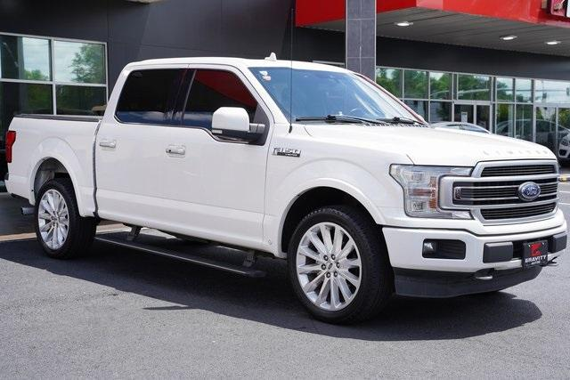 Used 2018 Ford F-150 Limited for sale $47,496 at Gravity Autos Roswell in Roswell GA 30076 7