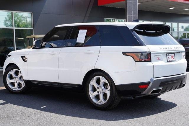 Used 2018 Land Rover Range Rover Sport HSE for sale $61,991 at Gravity Autos Roswell in Roswell GA 30076 10