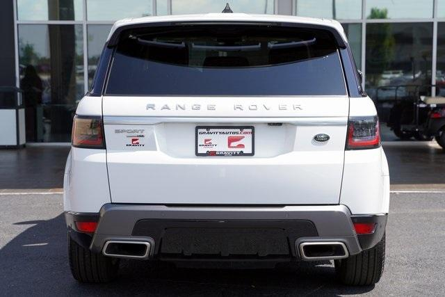 Used 2018 Land Rover Range Rover Sport HSE for sale $61,991 at Gravity Autos Roswell in Roswell GA 30076 11