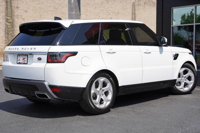 Used 2018 Land Rover Range Rover Sport HSE for sale $61,991 at Gravity Autos Roswell in Roswell GA 30076 12
