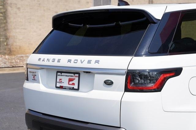 Used 2018 Land Rover Range Rover Sport HSE for sale $61,991 at Gravity Autos Roswell in Roswell GA 30076 13