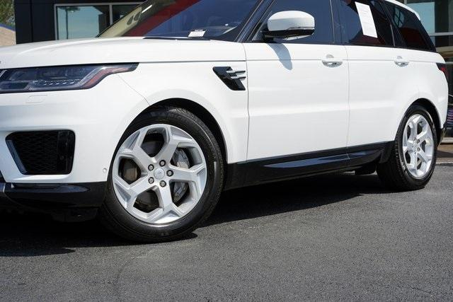 Used 2018 Land Rover Range Rover Sport HSE for sale $61,991 at Gravity Autos Roswell in Roswell GA 30076 3