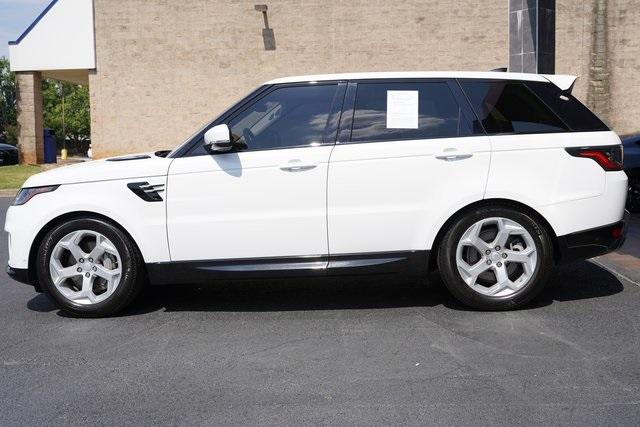 Used 2018 Land Rover Range Rover Sport HSE for sale $61,991 at Gravity Autos Roswell in Roswell GA 30076 4