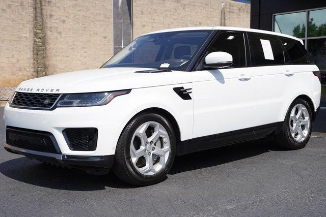 Used 2018 Land Rover Range Rover Sport HSE for sale $61,991 at Gravity Autos Roswell in Roswell GA 30076 5