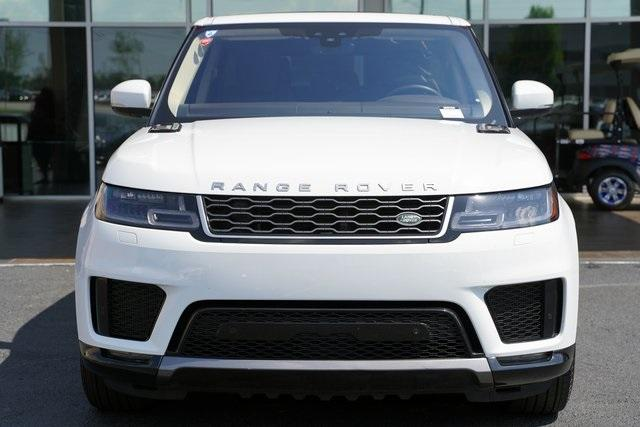 Used 2018 Land Rover Range Rover Sport HSE for sale $61,991 at Gravity Autos Roswell in Roswell GA 30076 6