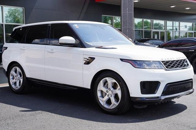 Used 2018 Land Rover Range Rover Sport HSE for sale $61,991 at Gravity Autos Roswell in Roswell GA 30076 7