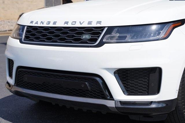 Used 2018 Land Rover Range Rover Sport HSE for sale $61,991 at Gravity Autos Roswell in Roswell GA 30076 9