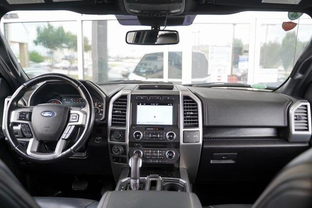 Used 2018 Ford F-150 Platinum for sale $45,991 at Gravity Autos Roswell in Roswell GA 30076 14