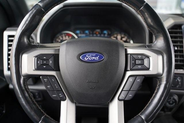 Used 2018 Ford F-150 Platinum for sale $45,991 at Gravity Autos Roswell in Roswell GA 30076 15