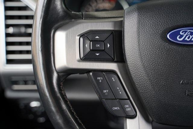 Used 2018 Ford F-150 Platinum for sale $45,991 at Gravity Autos Roswell in Roswell GA 30076 17