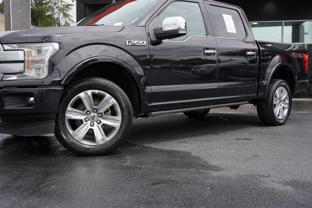 Used 2018 Ford F-150 Platinum for sale $45,991 at Gravity Autos Roswell in Roswell GA 30076 3