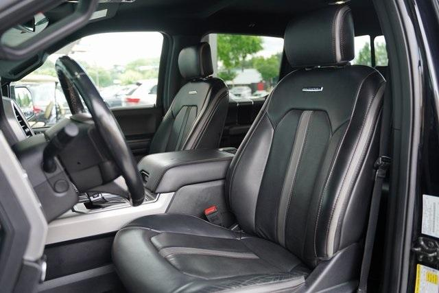 Used 2018 Ford F-150 Platinum for sale $45,991 at Gravity Autos Roswell in Roswell GA 30076 31