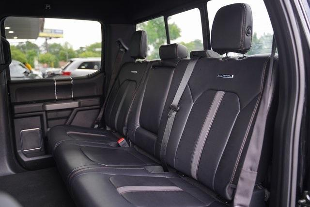 Used 2018 Ford F-150 Platinum for sale $45,991 at Gravity Autos Roswell in Roswell GA 30076 33