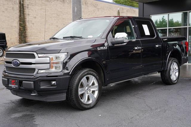 Used 2018 Ford F-150 Platinum for sale $45,991 at Gravity Autos Roswell in Roswell GA 30076 5