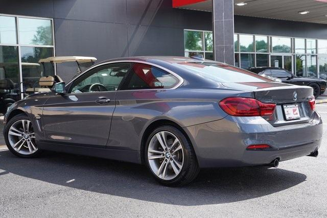 Used 2018 BMW 4 Series 440i for sale $34,991 at Gravity Autos Roswell in Roswell GA 30076 11