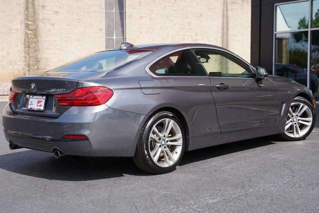 Used 2018 BMW 4 Series 440i for sale $34,991 at Gravity Autos Roswell in Roswell GA 30076 13