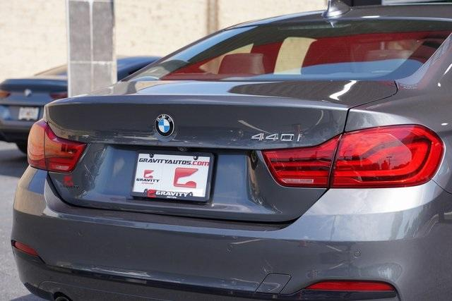 Used 2018 BMW 4 Series 440i for sale $34,991 at Gravity Autos Roswell in Roswell GA 30076 14