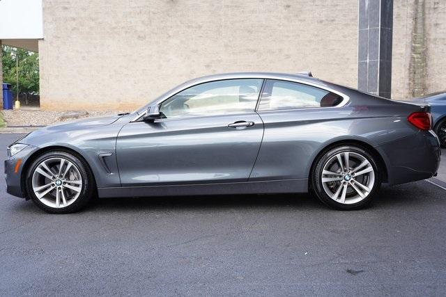Used 2018 BMW 4 Series 440i for sale $34,991 at Gravity Autos Roswell in Roswell GA 30076 4