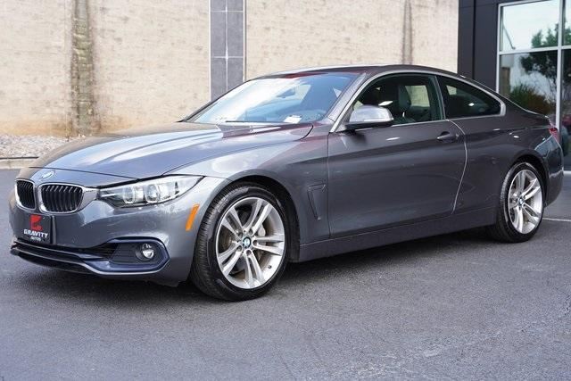 Used 2018 BMW 4 Series 440i for sale $34,991 at Gravity Autos Roswell in Roswell GA 30076 5