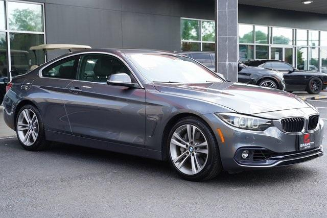 Used 2018 BMW 4 Series 440i for sale $34,991 at Gravity Autos Roswell in Roswell GA 30076 7