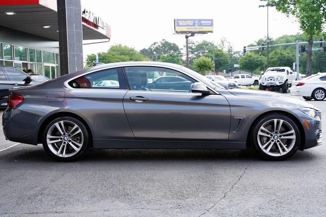 Used 2018 BMW 4 Series 440i for sale $34,991 at Gravity Autos Roswell in Roswell GA 30076 8