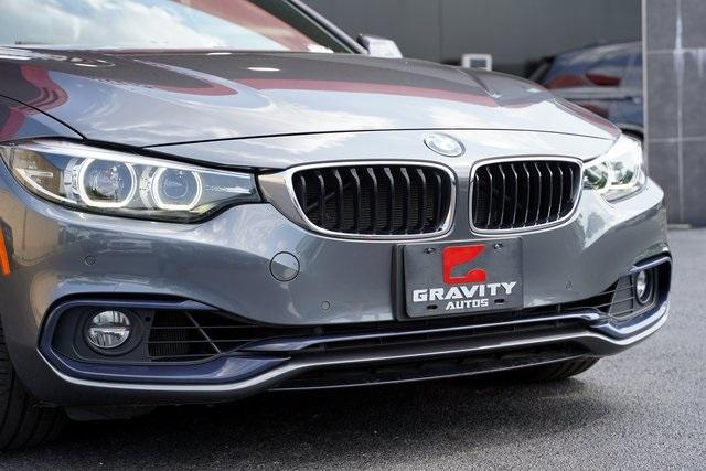 Used 2018 BMW 4 Series 440i for sale $34,991 at Gravity Autos Roswell in Roswell GA 30076 9