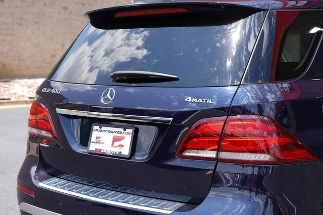 Used 2019 Mercedes-Benz GLE GLE 400 for sale $42,991 at Gravity Autos Roswell in Roswell GA 30076 14