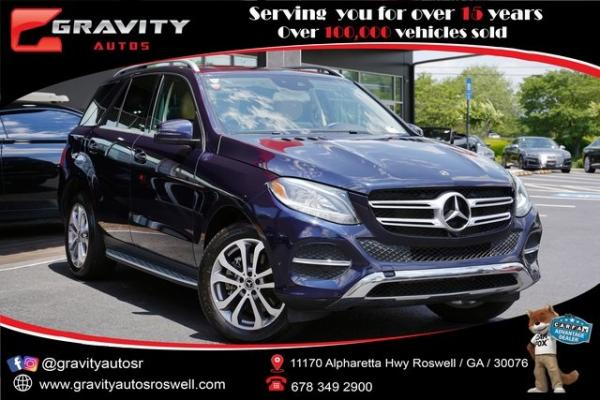 Used 2019 Mercedes-Benz GLE GLE 400 for sale $42,991 at Gravity Autos Roswell in Roswell GA