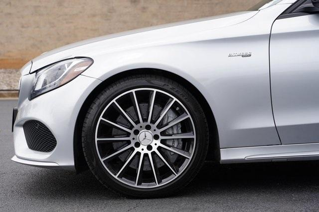 Used 2018 Mercedes-Benz C-Class C 43 AMG for sale $44,991 at Gravity Autos Roswell in Roswell GA 30076 10