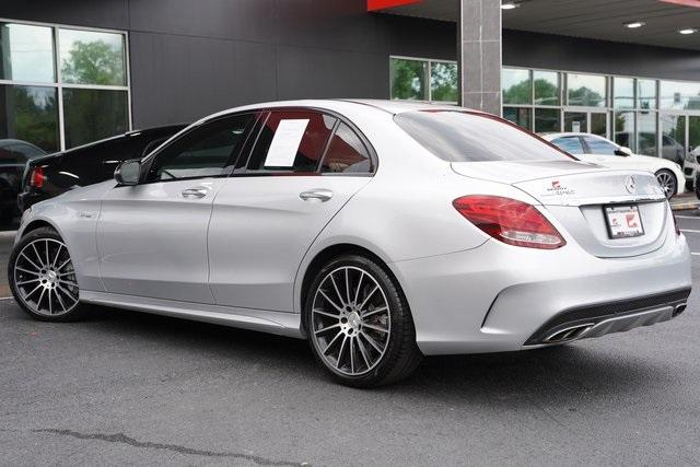 Used 2018 Mercedes-Benz C-Class C 43 AMG for sale $44,991 at Gravity Autos Roswell in Roswell GA 30076 13