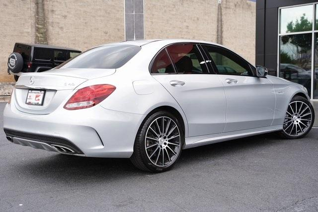 Used 2018 Mercedes-Benz C-Class C 43 AMG for sale $44,991 at Gravity Autos Roswell in Roswell GA 30076 15