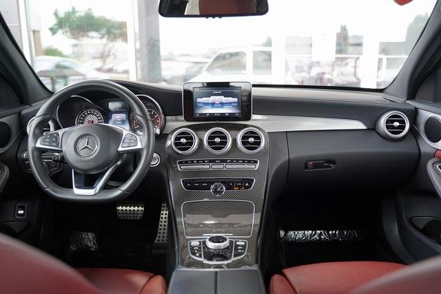 Used 2018 Mercedes-Benz C-Class C 43 AMG for sale $44,991 at Gravity Autos Roswell in Roswell GA 30076 17