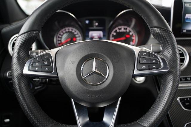 Used 2018 Mercedes-Benz C-Class C 43 AMG for sale $44,991 at Gravity Autos Roswell in Roswell GA 30076 19