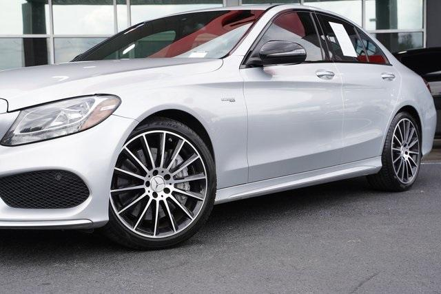 Used 2018 Mercedes-Benz C-Class C 43 AMG for sale $44,991 at Gravity Autos Roswell in Roswell GA 30076 3