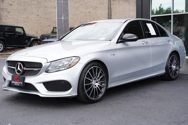 Used 2018 Mercedes-Benz C-Class C 43 AMG for sale $44,991 at Gravity Autos Roswell in Roswell GA 30076 5